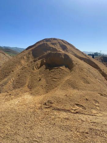 Tan Decomposed Granite