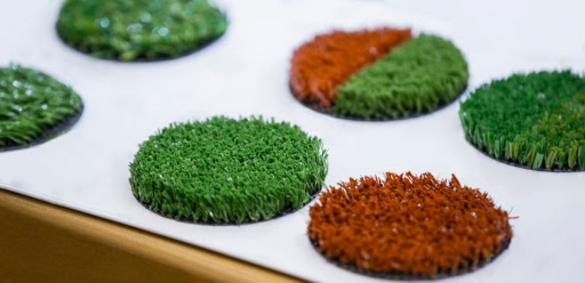 Creative Turf Projects at Home Description